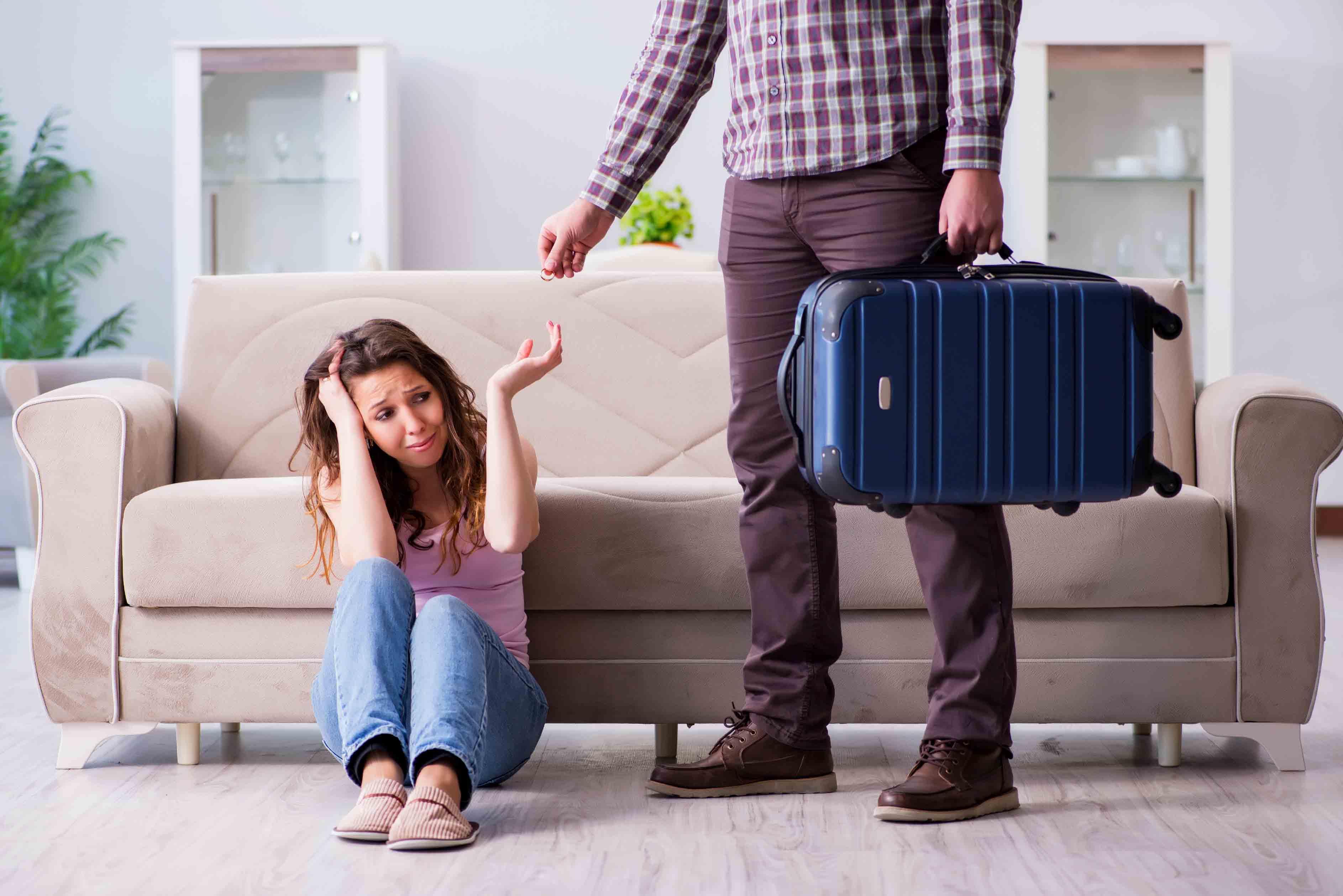O cônjuge que sai do lar conjugal perde direitos?