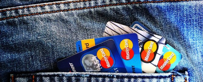 cartão de crédito quarentena